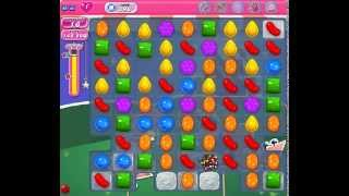 How to beat Candy Crush Saga Level 398 - 3 Stars - No Boosters - 186,640pts