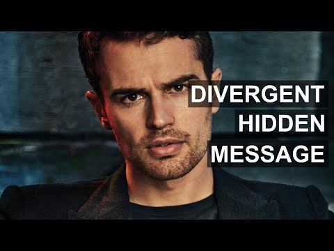 DIVERGENT HIDDEN MESSAGE - THE TRUTH