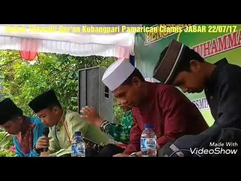 Muhamad Miftah Farid HAFLAH TILAWATIL QURAN di Kubangpari Pamarican Ciamis JABAR