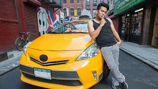 NYC Taxi Drivers Posing For Calendar Will Make You Smile