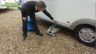 Adria Altea 542 DK 2012 by Venture Caravans