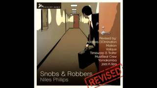 Niles philips - Ill At Ease(AUditors DOmination Remix)