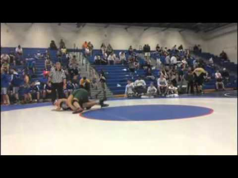 Sandy Spring Friends School Wrestling Highlights