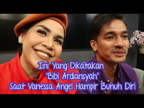Bibi Ardiansyah Kekasih Vanessa Angel Pansos??? 1,2,3 Jawab Semuanya