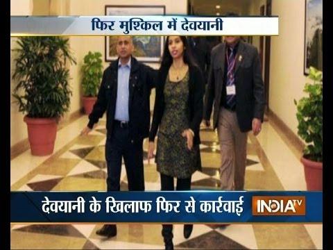 Know story behind re-indicting of Devyani Khobragade in US fraud Visa case