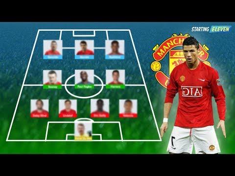 Ronaldo Ke MU ? Beginilah Formasi ( LINE UP ) Terbaik Manchester United Musim 2018 ( PREDIKSI )