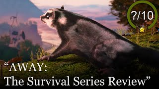 AWAY: The Survival Series Review [PS5, PS4, & PC] (Video Game Video Review)