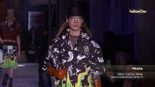 PRADA Milan Fashion Week Men's Fall/Winter 2018-19