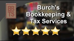 Burch's Bookkeeping & Tax Services Medford OR | Connie Morris Burch's Bookkeeping