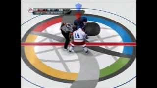 NHL 13 Gameplay