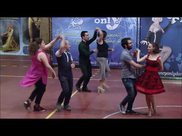 16° spettacolo ASD Francy Only Dance - Salsa 'Despacito'