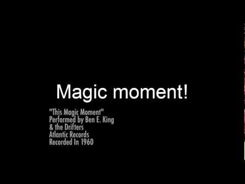 Ben E. King - This Magic Moment