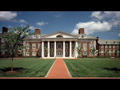 Short review of University of Delaware