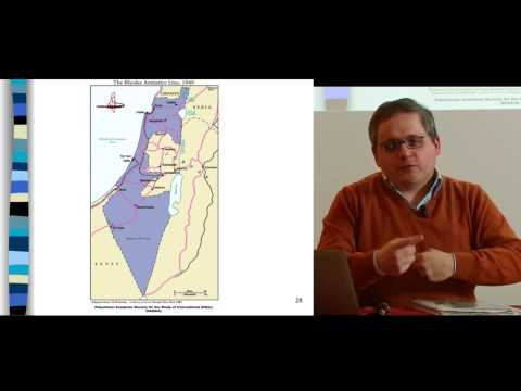 Israele E La Sua Storia #3 - Corso Per Amministratori Del Trentino (29/03/2014 Parte 1)