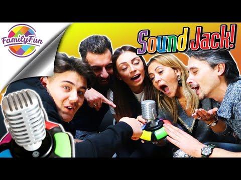 WER WEIß MEHR CHALLENGE - SOUND JACK QUIZ SPIEL | Family Fun