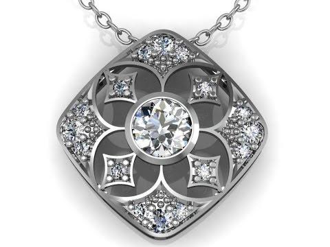 مجموعة مجوهرات روعة Fine Jewelry Collection