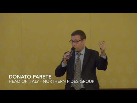 Northern Fides al PATRIMONIA SUMMIT 2016 - Intervento di Donato Parete