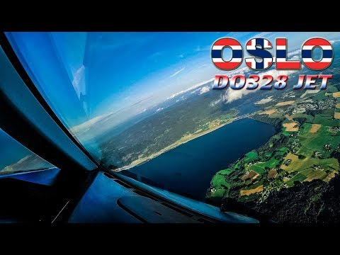 PILOTSVIEWS on Approach & Landing into OSLO