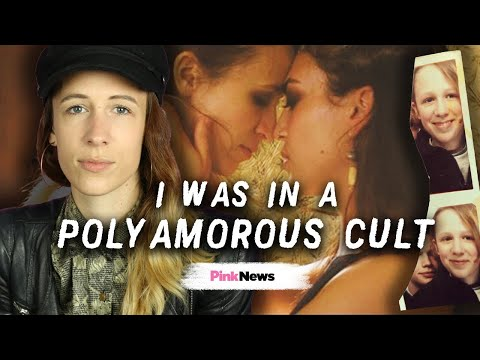 I grew up in a religious cult run by a polyamorous throuple