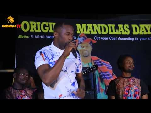 FUJI ARTISTE, MALAIKA'S PERFORMANCE AT MANDILAS DAY (Nigerian Music & Entertainment)