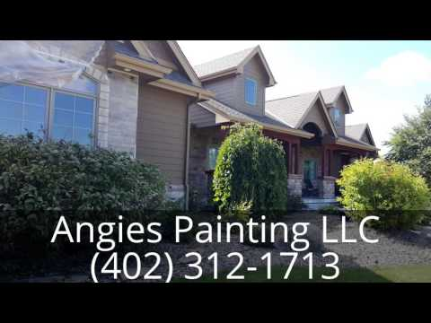 Angies Painting LLC 4934 S 24th St Omaha, NE 68107 (402) 312-1713