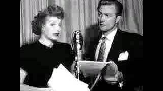 My Favorite Husband radio show 11/11/49 Baby Sitting
