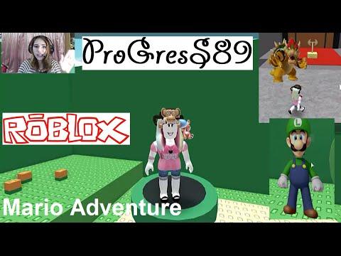 ROBLOX : เกมส์มาริโอแบบ 3มิติ...สุดยอด SUPER MARIO 3D