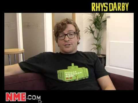 NME Video: Rhys Darby