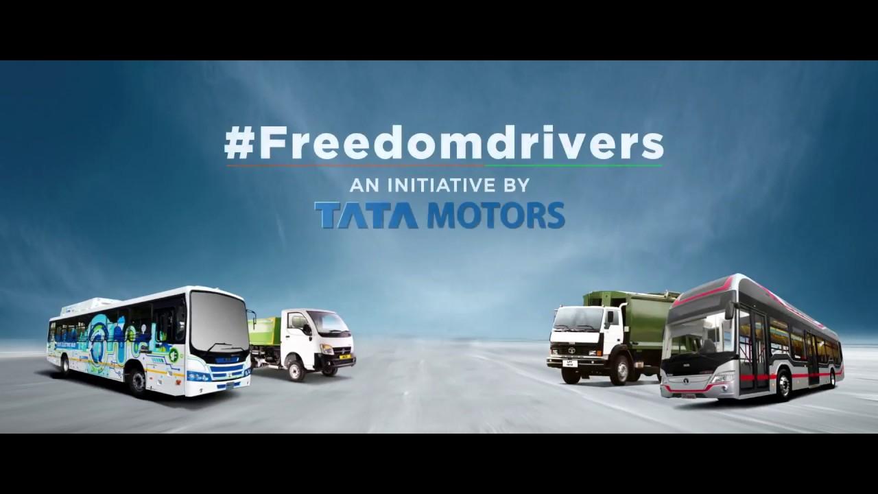 Tata Motors – Drivers of Change | #Freedom Drivers | Tata Buses