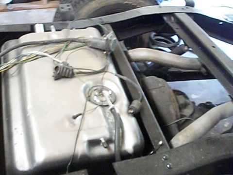 hqdefault 1967 72 gas tank replacement truck bed is back on~! youtube