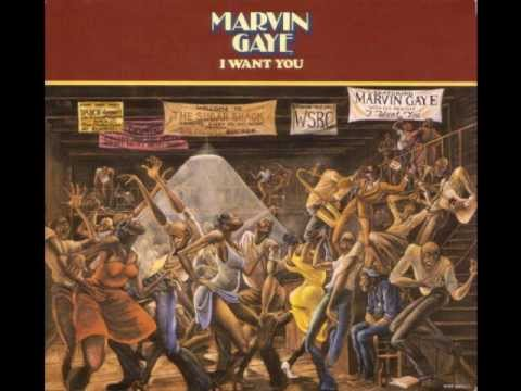 Marvin Gaye  I Want You #VersionVocal & Rhythm
