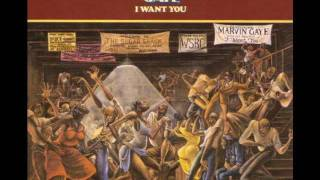 Marvin Gaye - I Want You [#][Version][Vocal & Rhythm]