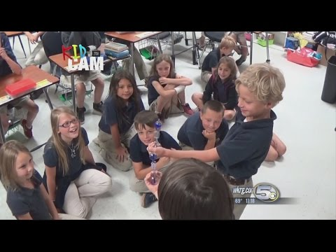 Hollingers Island Elementary School on Kidcam