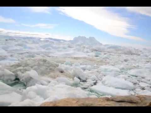 Glacier Greenland Ilulissat Icefjord World Heritage site
