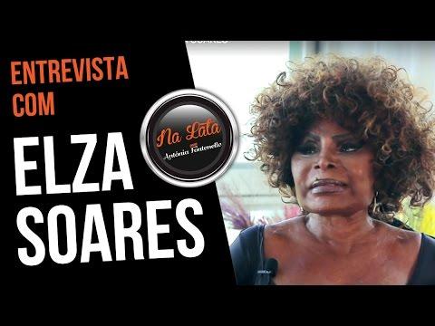 #NALATA COM ELZA SOARES