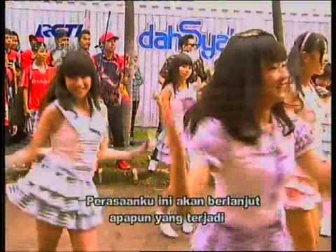 JKT48 - Gomen ne Summer at Dahsyat RCTI 19 Januari 2013