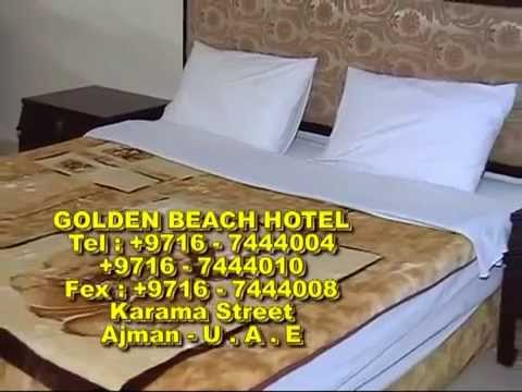 Golden Beach Hotel Ajman