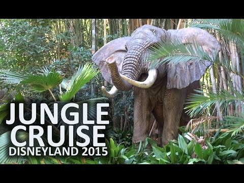 Jungle Cruise FULL RIDE 60th Anniversary at Disneyland 2015