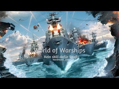 World of Warships Part#43 Montana mit nervigem Chat