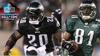 BREAKING: Brian Dawkins And T.O. Elected To NFL Hall Of Fame!!! Good Sign For This Weekend!!!