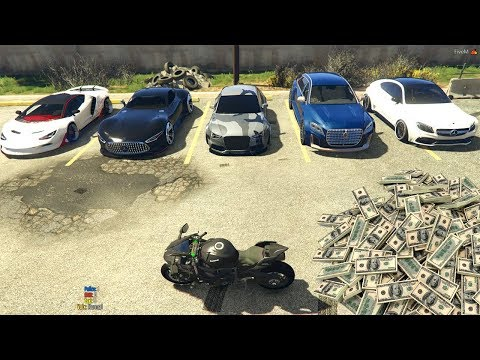 GTA 5 RP : JE SUIS RICHE (EPISODE 59)