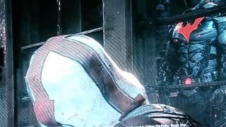 Batman: Arkham Knight Heir to the Cowl & Gotham on Fire ENDING