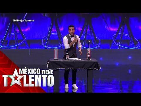 Adrián Trajo ¿Un Acto Para Alcohólicos?   Temporada 3   Programa 20   México Tiene Talento