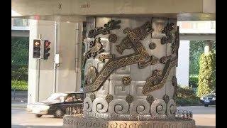 【鬼叔怪谈】上海盘龙柱,地下藏有龙脉?中国十大灵异传闻揭秘!