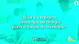 Dr. Ivamberg - Hospital Regional Francisco Galvão de Oliveira