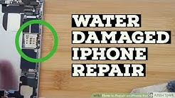 iPhone 6,6+,6s,6s+ Water Damage Repair DIY |2017|