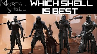 MORTAL SHELL BEST SHELL? - Which Shell is right for you?