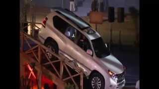Captian Mamdouh Khayyat Performing At Toyota Park Opening