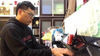 叮噹可否不要老 - 張敬軒 Hins Cheung (Piano Covered by Godwin Lee)