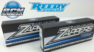 Reedy Zappers 100c HV Lipo Battery - First Look!